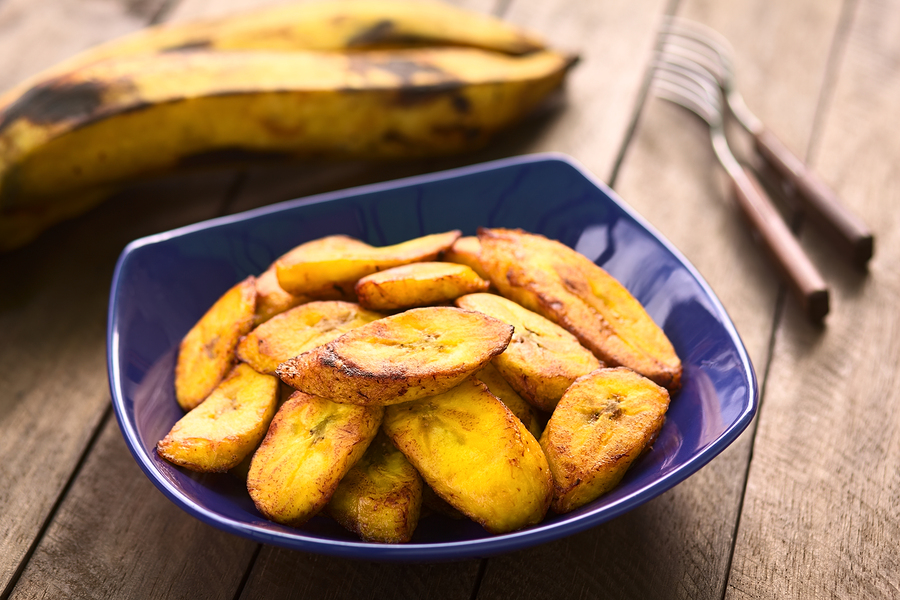 Sauteed Plantains