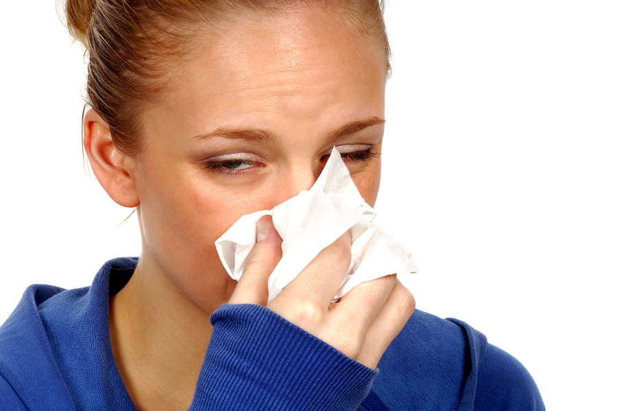 Oh no, I'm sick…now what?