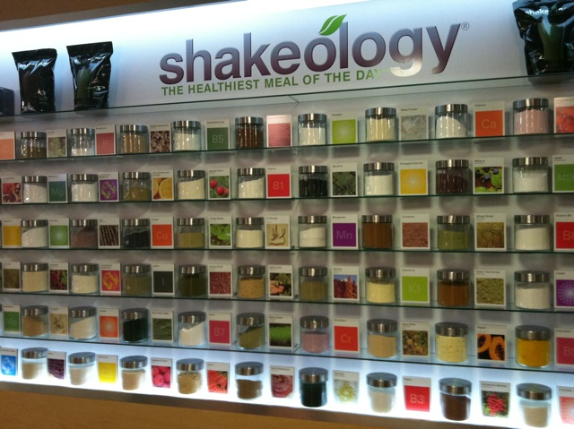 Insurance in a Glass: Shakeology