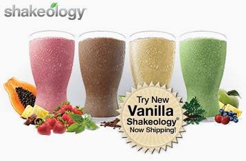 Vanilla Shakeology: My Review