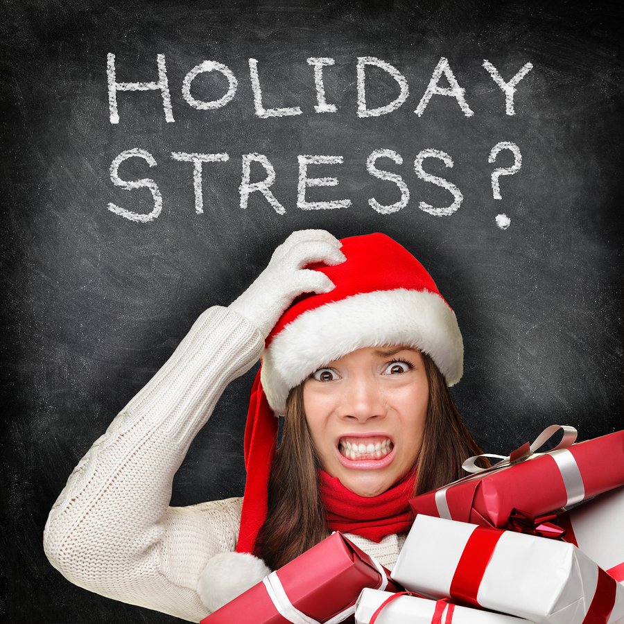5 Tips to Stay on Track during the Holidays